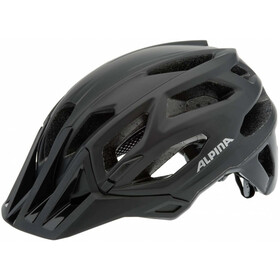 Alpina Garbanzo Casco, black